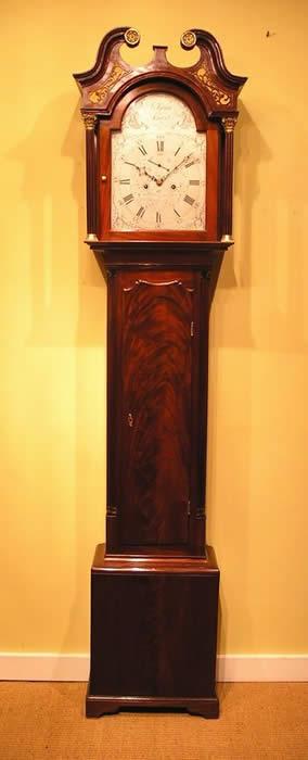 James Gray Antique Longcase Clock