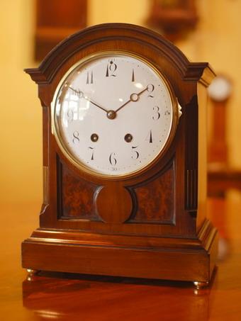 French Bracket Clock Bun Feet