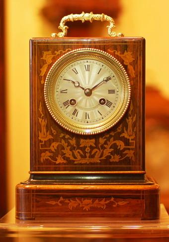 HENRY et cie Paris mantel clock