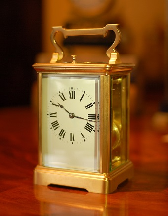 Richard And Co Carriage Clock