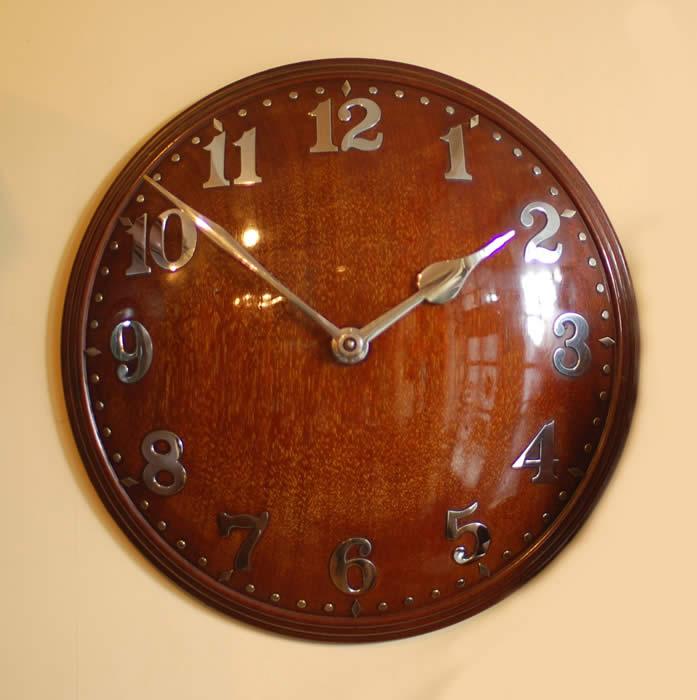 Zenith 18 Day Wall Clock Heals